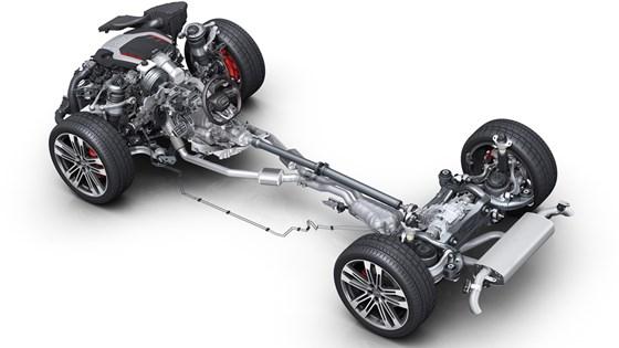 Động cơ V6 mới của Audi