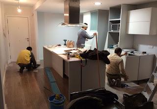Rehabilitación de cocinas y cuartos de baño