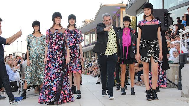 Benito Fernández revolucionó el Hipódromo con moda y tecnología #experienciabenito