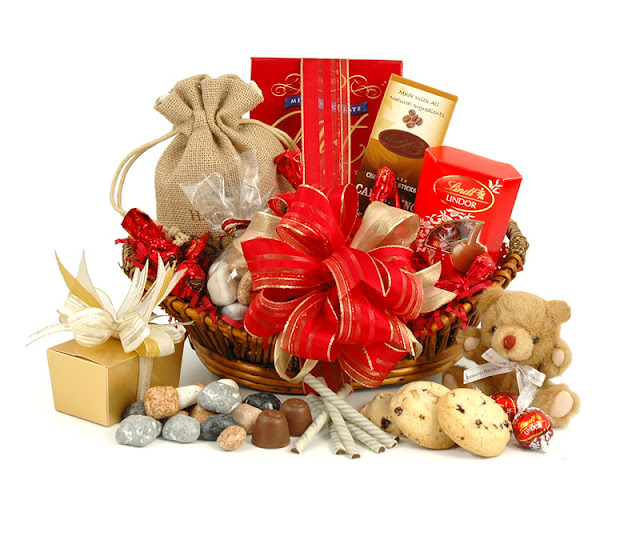 Win a chocolate hamper
