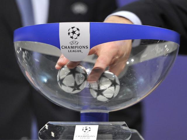 Undian Liga Champions: Neraka di Grup C dan Grup H