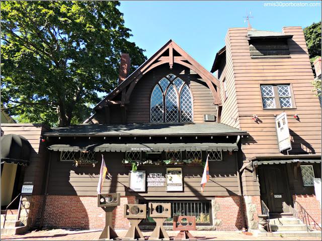 Salem: Museo de los Calabozos