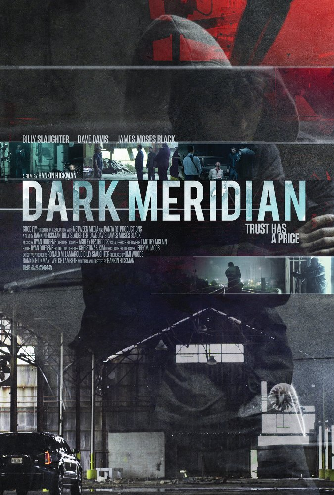Unseen Films: Dark Meridian (2017) Kew Gardens Festival Of