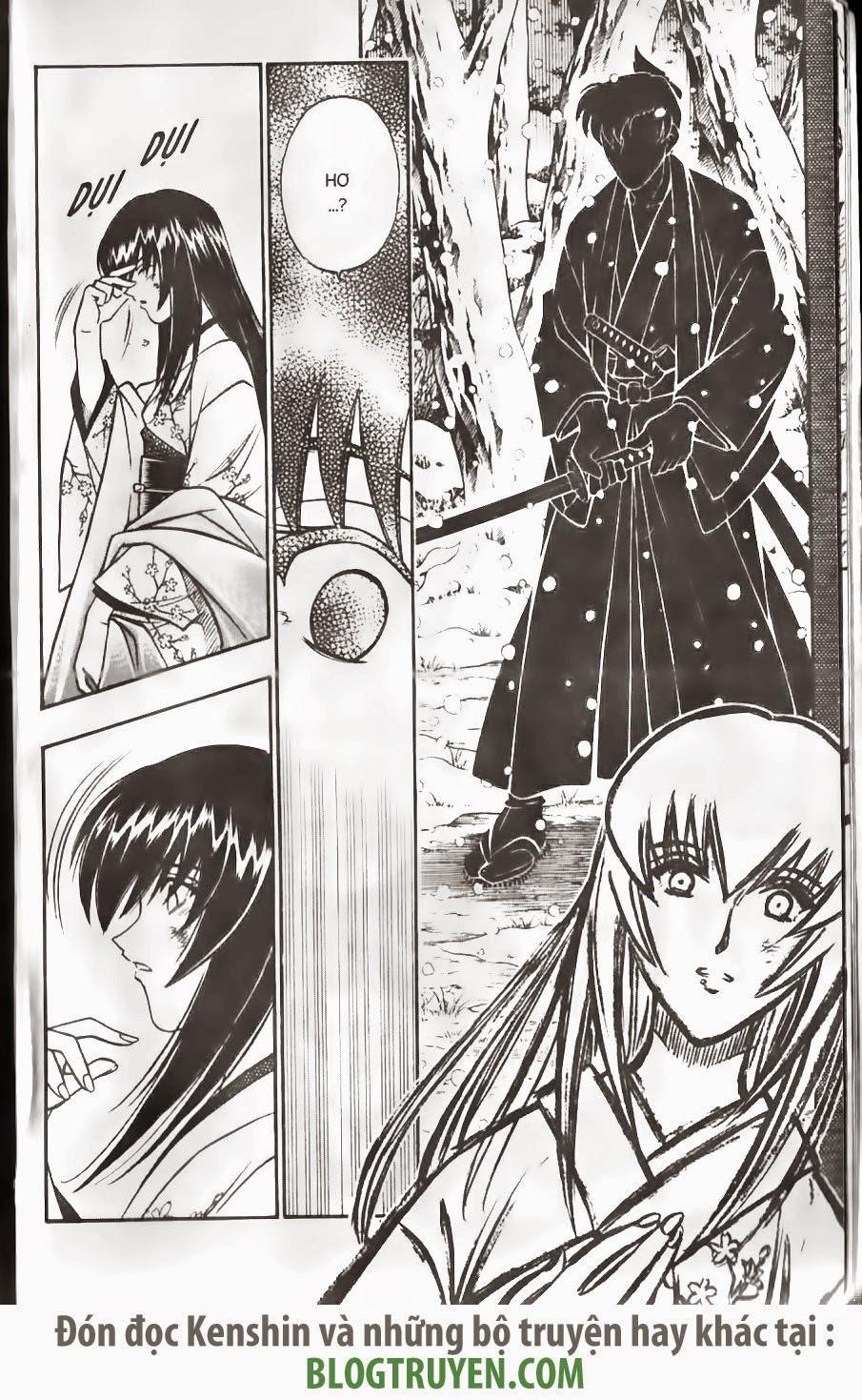 Rurouni Kenshin chap 178 trang 8
