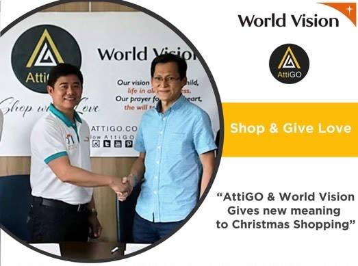AttiGO x World Vision