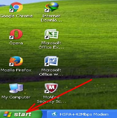 Cara Mengatur STARTUP Windows 7 Tanpa Aplikasi Lengkap +Gambar