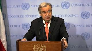 الأمم المتحدة: لم تصل أي مساعدات إلى المنطقة المحاصرة في سوريا خلال شهرين