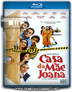 Casa Da Mãe Joana Torrent - BluRay Rip 720p Dublado