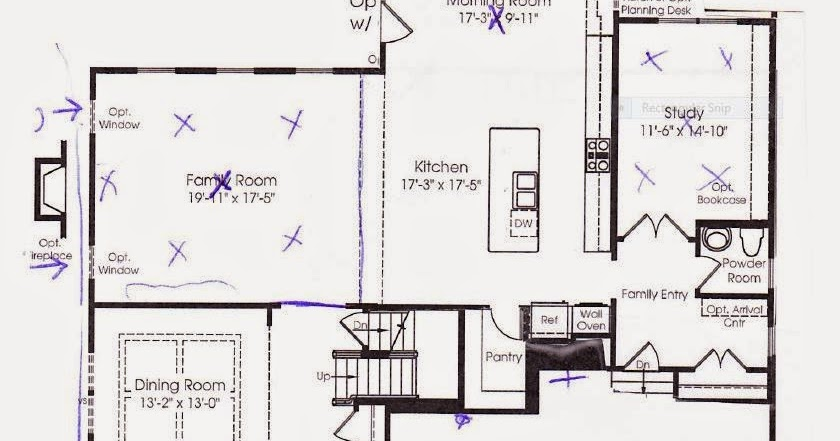 Ryan Homes Floor Plans Ohio: Our Second Journey With Ryan Homes: Our