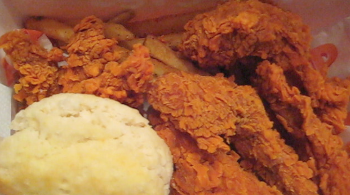 Popeyes Fried Chicken Long Island