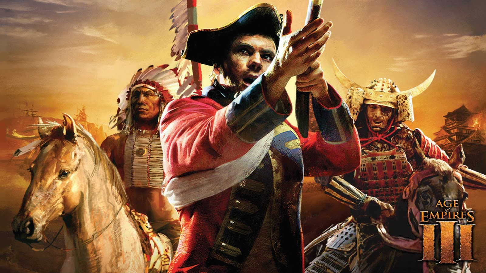 """Thông tin: Phiên bản thứ 3 của dòng game """"Đế chế"""" Age of Empires (AOE). Đây  là bản full v1.14, bao gồm bản chính và 2 bản mở rộng khác là The ..."""