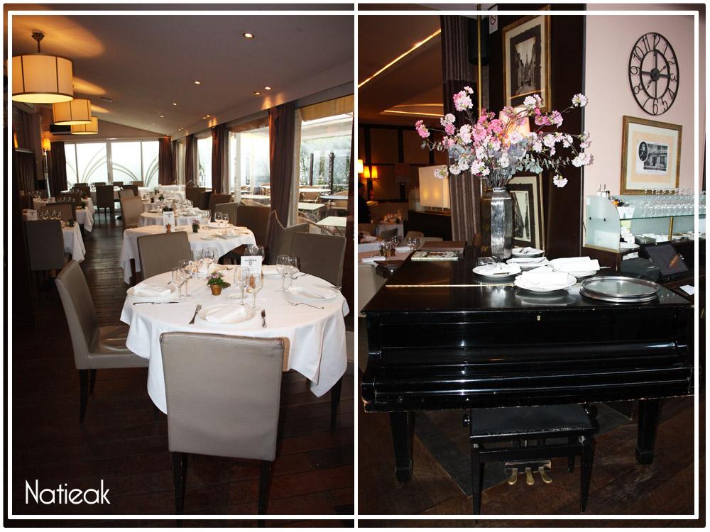 restaurant spécialité paris