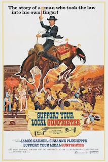 Watch Support Your Local Gunfighter (1971) movie free online