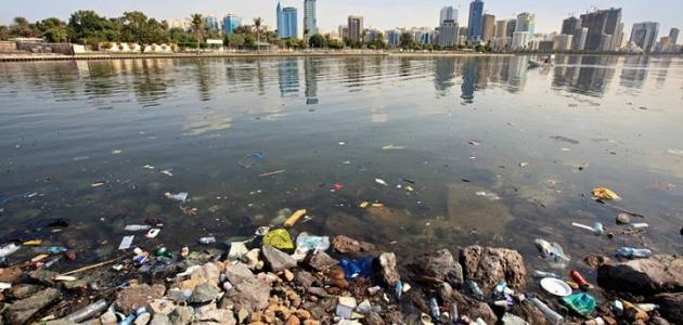 نهر النيل و التلوث