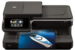 HP Photosmart 7510 Driver Download and Setup