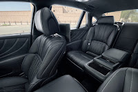 Lexus LS 500h (2018) Interior