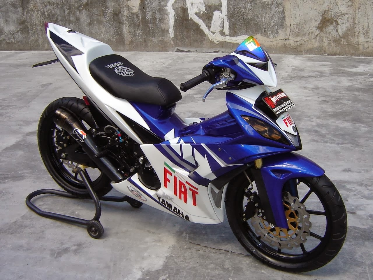 Yamaha Jupiter Mx Modifikasi Yamaha Jupiter Mx Apps