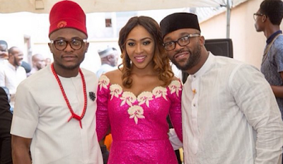 Women in Ubi Franklin's life, Lilian Esoro, Emma Nyra, parts of the reasons Iyanya dumped MMMG record label