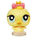 Littlest Pet Shop Teensies Chick (#T19) Pet