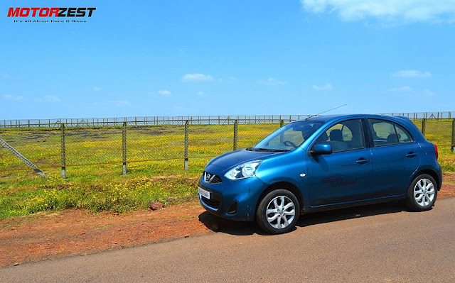 Nissan Micra Diesel XV Review