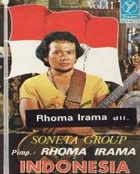 Lagu Dangdut Lawas Rhoma Irama Tahun 70 Soneta Volume 11 - Indonesia - (Yukawi)