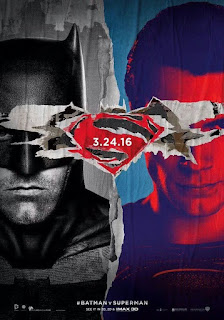Batman vs Superman Poster
