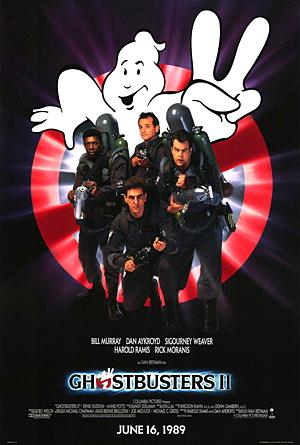 Ghostbusters 2 (1989) บริษัทกำจัดผี ภาค 2