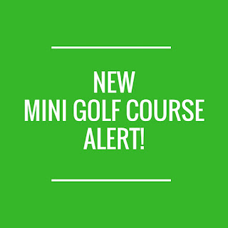 That Funky Golf Place minigolf course is now open at Becketts Farm in Birmingham