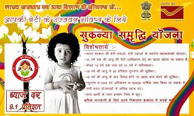 Sukanya Samridhi Yojana Kya hai ?