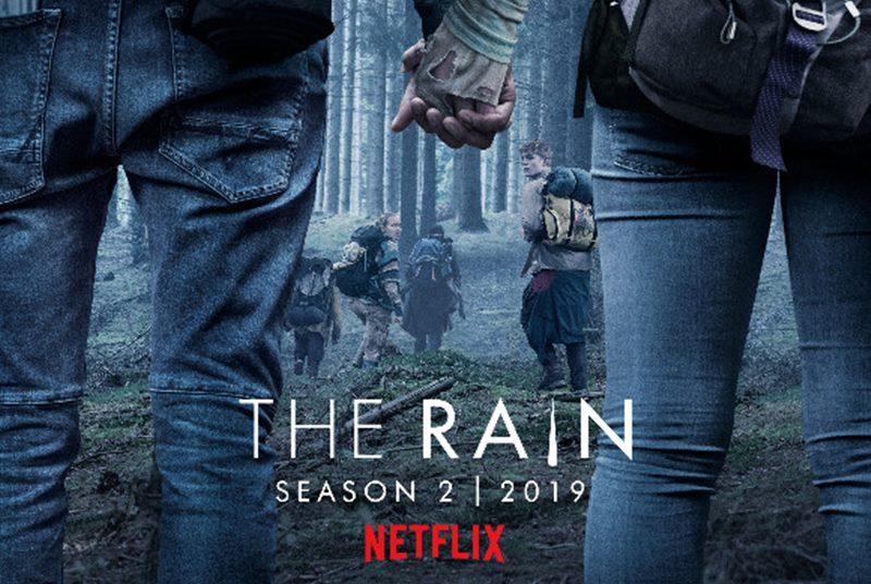 Danimarka orijinal yapımı The Rain'in ikinci sezonu