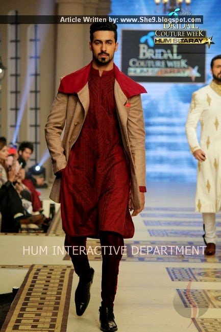 Munib Nawaz Rock at the Ramp of TBCW-2014
