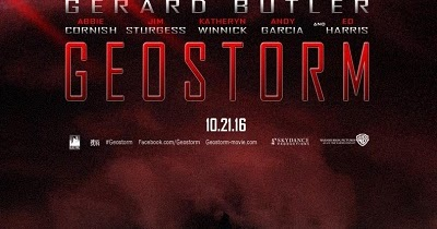 Download Film Geostorm 2017