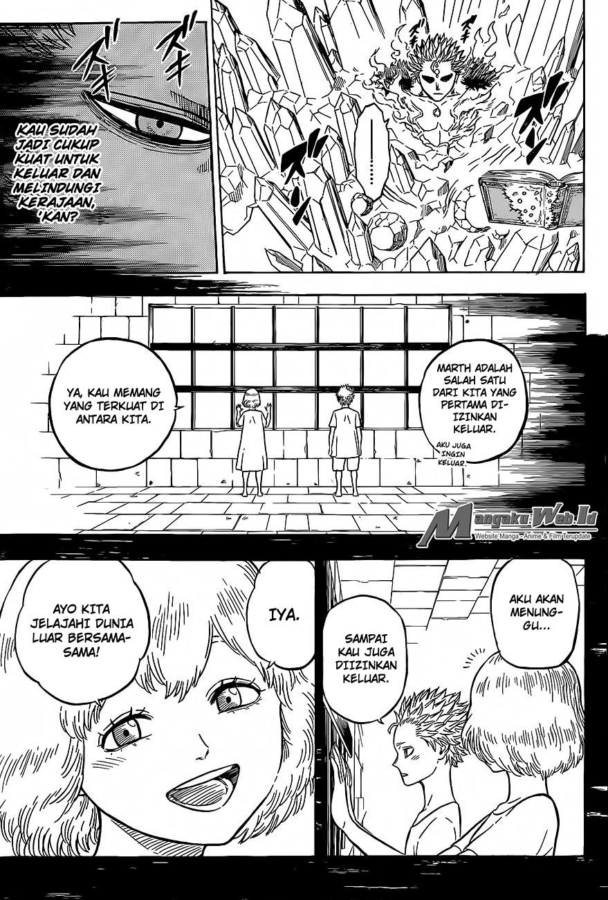 Black Clover Chapter 19 Mengingatmu