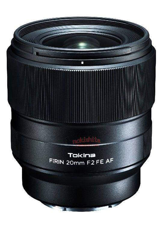Tokina FíRIN 20mm f/2.0 FE AF