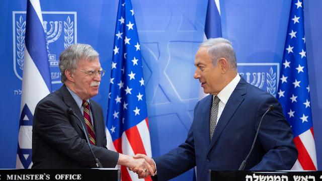 Una vaga alerta del Mossad podría haber provocado el envío de un grupo de combate de EE.UU. a Oriente Medio