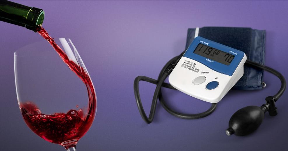 Álcool e Pressão Arterial: Quais são os efeitos?