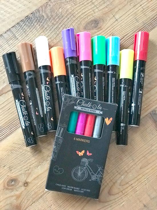 Chalkola Chalk Marker Fun. Homeroad.net