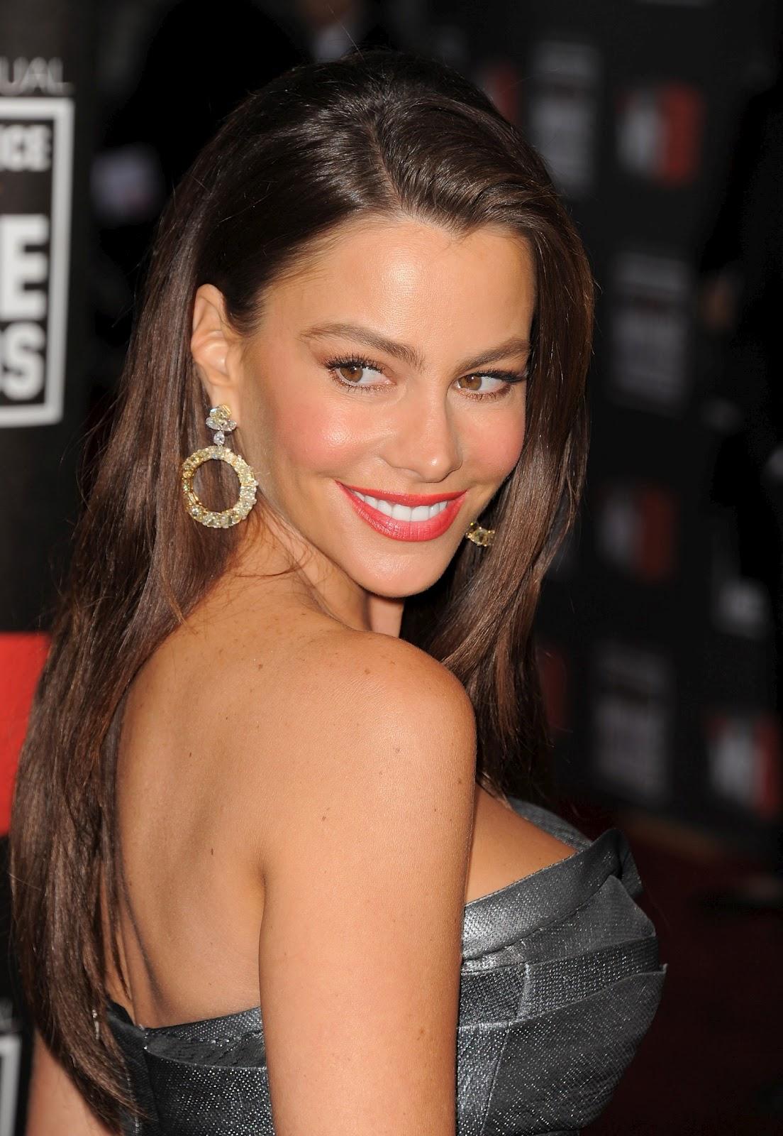 Sofia Vergara  Celebrity beauty and style