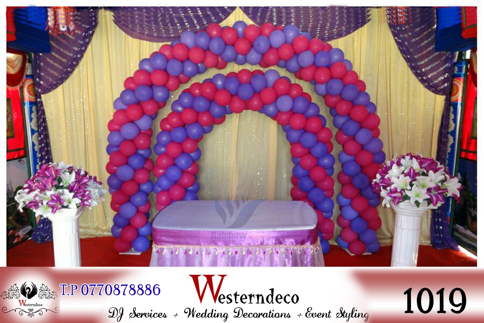 Stage Decoration Our Modern Stage Decoration Projects Western Decoration