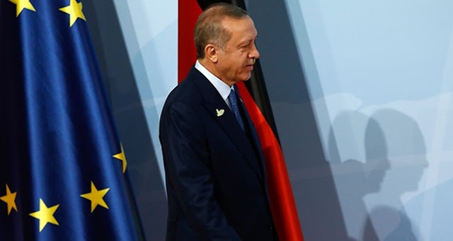 Erdogan: EU is wasting Turkeys time