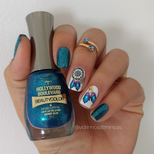 Bright Blue - BeautyColor + arrase acessorios