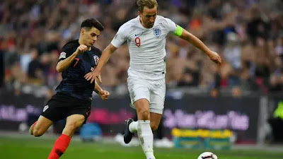 Kalahkan Kroasia, Inggris Lanjutkan Perjalanan di UEFA Nations League