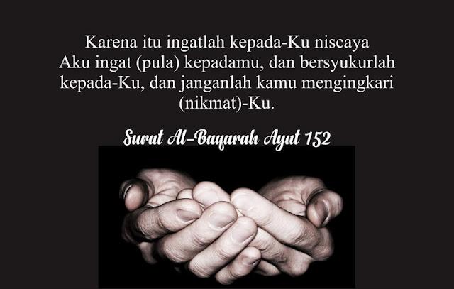 4 janji allah dalam al quran, bagi orang yang berdzikir