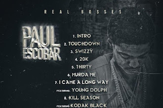 "Paul Escobar – ""Real Bosses"" 