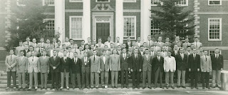 A photograph of the class of 1947.