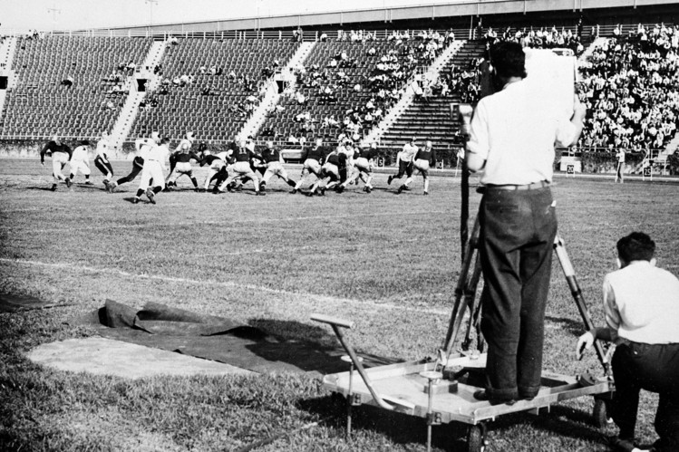 September 30 1939 first televised football game worldwartwo.filminspector.com