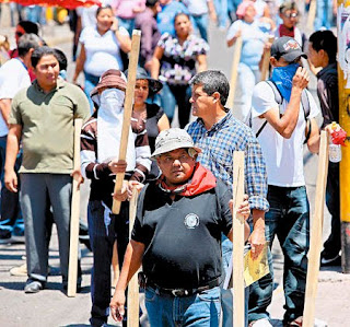 Honduras teacher strike