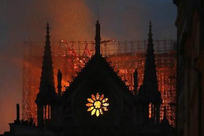 Lo que se perdió y lo que se salvó del incendio en la catedral de Notre Dame
