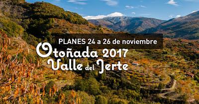 Planes para el finde en el Valle del Jerte