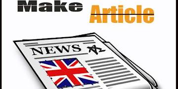 Tip Mudah Membuat Artikel Bahasa Inggris